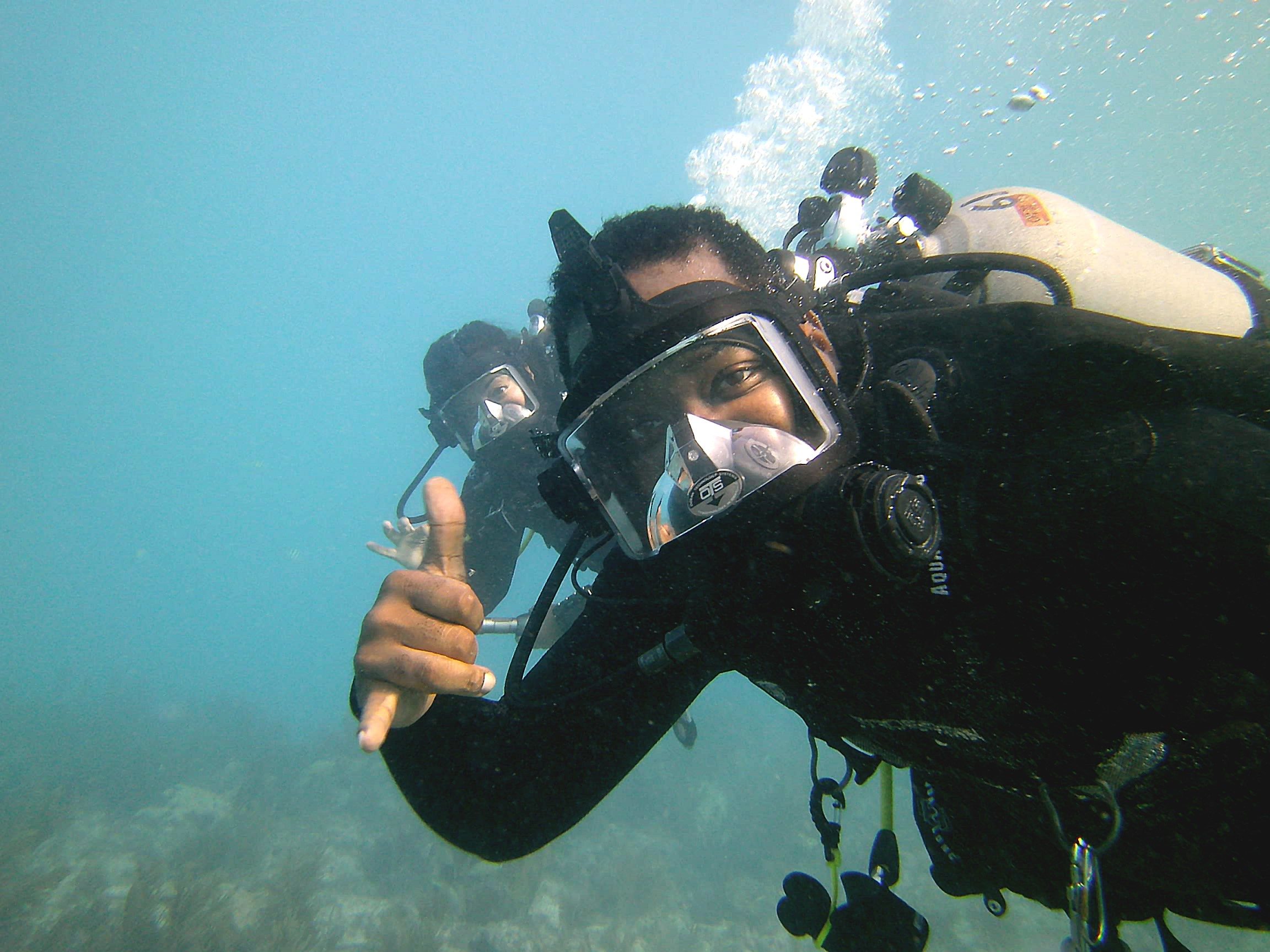 Full Facemask Diving – A Whole New Way To Enjoy The Underwater World